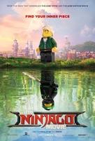 The Lego Ninjago Movie - Teaser movie poster (xs thumbnail)