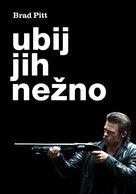 Killing Them Softly - Slovenian Movie Poster (xs thumbnail)