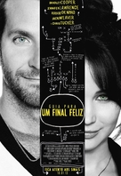 Silver Linings Playbook - Portuguese Movie Poster (xs thumbnail)