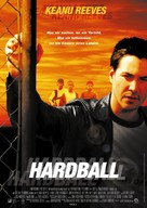 Hard Ball - German Movie Poster (xs thumbnail)