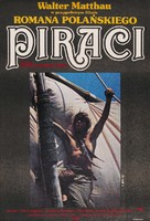 Pirates - Polish Movie Poster (xs thumbnail)