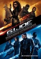 G.I. Joe: The Rise of Cobra - German Advance movie poster (xs thumbnail)