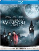 An American Werewolf in London - Blu-Ray movie cover (xs thumbnail)