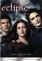 The Twilight Saga: Eclipse - DVD movie cover (xs thumbnail)