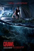 Crawl - Dutch Movie Poster (xs thumbnail)
