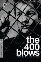 Les quatre cents coups - DVD cover (xs thumbnail)