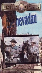 The Nevadan - VHS cover (xs thumbnail)