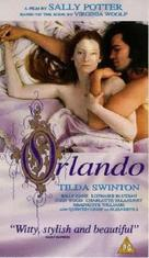 Orlando - British VHS cover (xs thumbnail)
