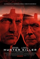 Hunter Killer - Portuguese Movie Poster (xs thumbnail)