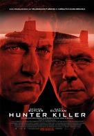 Hunter Killer - Portuguese Movie Poster (xs thumbnail)