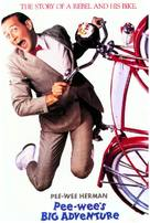 Pee-wee's Big Adventure - Movie Cover (xs thumbnail)