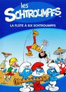La flûte à six schtroumpfs - Canadian DVD cover (xs thumbnail)
