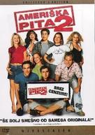 American Pie 2 - Slovenian DVD cover (xs thumbnail)
