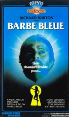 Bluebeard - French VHS cover (xs thumbnail)