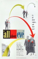 All About Eve - Movie Poster (xs thumbnail)