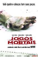 Saw - Brazilian Movie Poster (xs thumbnail)