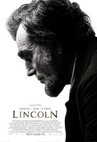 Lincoln - Mexican Movie Poster (xs thumbnail)