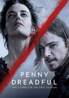 """Penny Dreadful"" - DVD cover (xs thumbnail)"