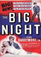 The Big Night - British poster (xs thumbnail)