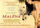Malèna - British Movie Poster (xs thumbnail)