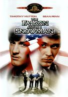 The Falcon and the Snowman - DVD cover (xs thumbnail)