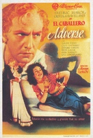 Anthony Adverse - Spanish Movie Poster (xs thumbnail)