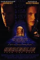 Adrenalin: Fear the Rush - Movie Poster (xs thumbnail)
