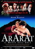 Ararat - Italian Movie Poster (xs thumbnail)