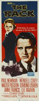 The Rack - Movie Poster (xs thumbnail)