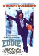 Eddie - Spanish Movie Poster (xs thumbnail)