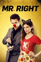 Mr. Right - DVD movie cover (xs thumbnail)