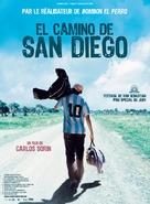 El camino de San Diego - French Movie Poster (xs thumbnail)