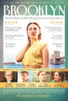 Brooklyn - British Movie Poster (xs thumbnail)