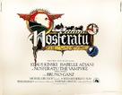 Nosferatu: Phantom der Nacht - British Movie Poster (xs thumbnail)
