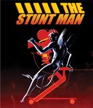The Stunt Man - Blu-Ray cover (xs thumbnail)