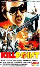 Killpoint - German VHS cover (xs thumbnail)