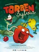 Æblet & ormen - French Movie Poster (xs thumbnail)