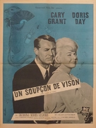That Touch of Mink - French Movie Poster (xs thumbnail)