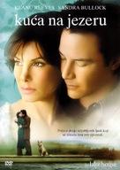 The Lake House - Polish DVD movie cover (xs thumbnail)