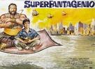 Superfantagenio - Italian Movie Poster (xs thumbnail)