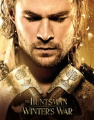 The Huntsman: Winter's War - Movie Cover (xs thumbnail)