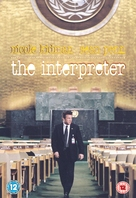 The Interpreter - British Movie Cover (xs thumbnail)