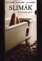 Slither - Czech DVD cover (xs thumbnail)
