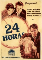 24 Hours - Spanish Movie Poster (xs thumbnail)