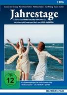 Jahrestage - German DVD movie cover (xs thumbnail)