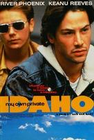 My Own Private Idaho - British Movie Poster (xs thumbnail)