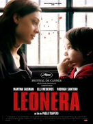 Leonera - French Movie Poster (xs thumbnail)