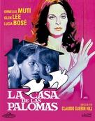 La casa de las palomas - Spanish Movie Cover (xs thumbnail)