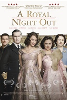 A Royal Night Out - Movie Poster (xs thumbnail)
