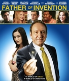 Father of Invention - Blu-Ray cover (xs thumbnail)